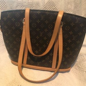 Authentic Louis Vuitton Babylone Tote
